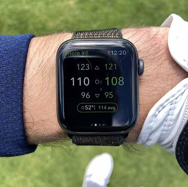 arccos apple watch app
