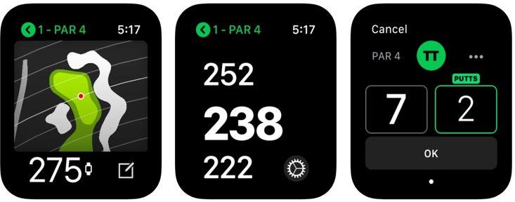 tag heuer golf app