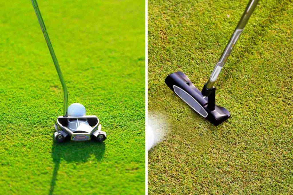 mallet vs blade putter