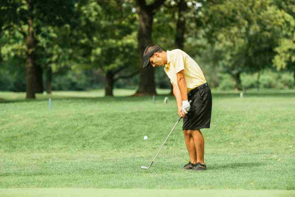 golf chip pitch