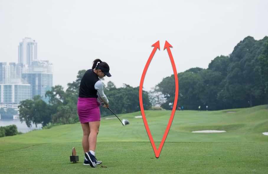 golf draw vs fade